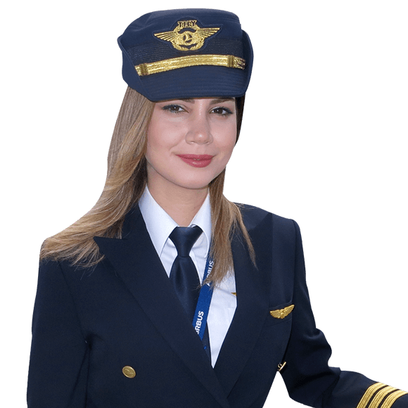 My dream of becoming a pilot came true when Turkish Airlines provided me with the required conditions. Once I completed my training, I started to work as a First Officer at Turkish Airlines, which is the pioneer airline of Turkey in the international platform. Turkish Airlines supports young people who want to achieve their dreams and offers a multi-cultural working environment. It makes me proud to be a part of this great organization.
